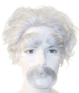 International Wigs®: Albert Einstein Wig, Eyebrows ...