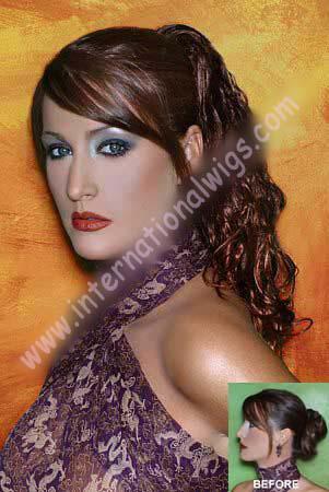 La Monica Natural Hair